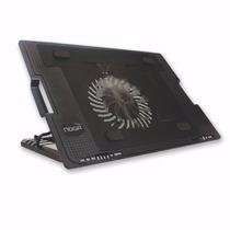 Base Para Notebook Con Ventilador Posiciones Noganet Usb