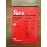 Revista Española De Investigaciones Sociologicas