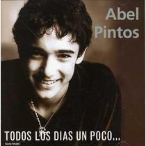 Abel Pintos Todos Los Dias Un Poco Cd Nuevo Origin En Stock