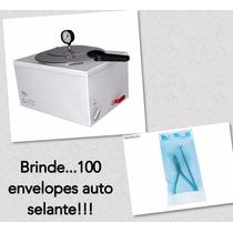 Autoclave Podologia Manicure Salão De Beleza 8 L Biotron
