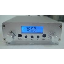 Transmisor De Radio Fm Estereo 20 Watts Entrega Inmediata