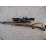 Rifle Pcp - Bucaner Bsa Calibre 22 - Con Mira Walter