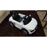 Auto A Bateria Audi Con Control Remoto
