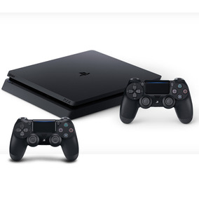 Consola Sony Playstation 4 Slim Ps4 1tb + 2 Joysticks Mexx