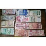 Billetes Extranjeros De Colección
