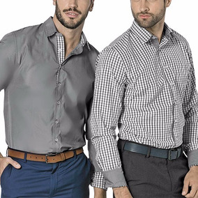 67195 Pack De 2 Camisa Casual Caballero Inf 1973