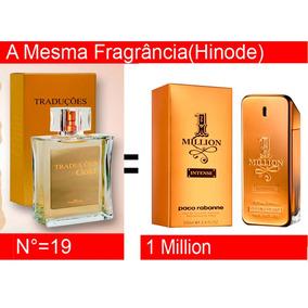 Perfume Hinode Gold 19 - Fragrância Do 1 Million