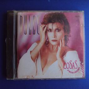 Cd Dulce Cosas Prohibidas Edición 1991 Nuevo