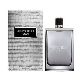 Jimmy Choo Man Edt 200ml - Importado Lacrado E 100% Original