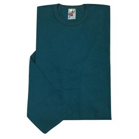 Camiseta Manga Longa 85% Algodão Grande Plus Size 519