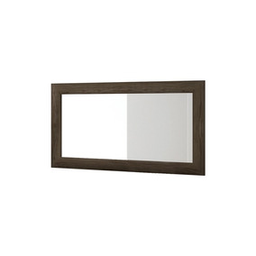 Moldura De Espelho 1.09m Zurick Malbec Leifer Móveis