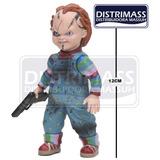 Figura De Chucky A Escala 12cm Importado En Caja Sellada
