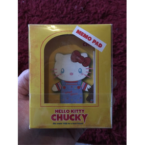 Chucky Hello Kitty Libreta Edición Limitada