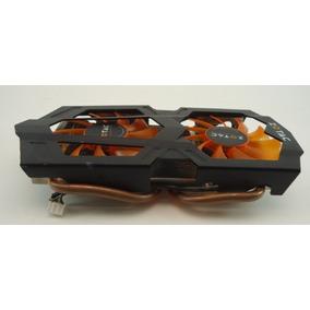 Cooler + Dissipador Da Placa De Video Gtx 660 660 Ti