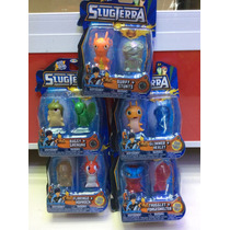 Figuras O Babosas De Slugterra !! Bajoterra !!