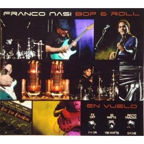 Cd Música Jazz Rock Franco Nasi Bop And Roll (digital)