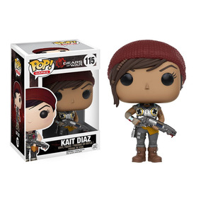 Coleccionable Funko Pop Games Gears Of War Kait Funko