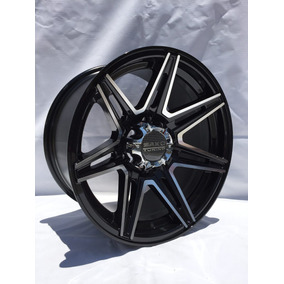 Rines 17x 9 6/139 Aluminio Toyota Ranger Chevrolet Camioneta