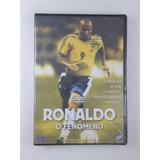 Dvd Ronaldo Fenomeno Original Lacrado