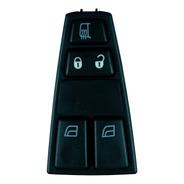 Botão Preto Comando Acionamento Farol Volvo Fh12 Fm12 Nh12