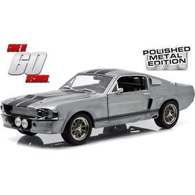 El333 1/18 Shelby Mustang 67 Eleanor 60 Segundos Greenlight