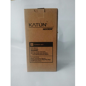 Toner Kit Katun Access Para Sharp Ar-162/162s/163/164/201...