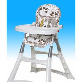 Cadeira Refeição Alta Premium Panda Galzerano