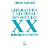 Literatura Universal Do Seculo Xx