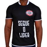 Camisa Corinthians Timão Segue O Líder!
