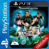 Rugby Challenge 3 Ps3 Digital Lider En Ventas En Argentina