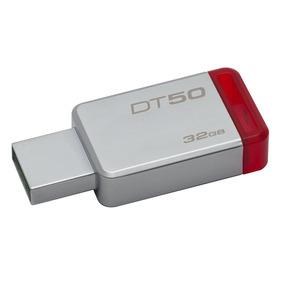 Pendrive 32gb Kingston Datatraveler Dt50 Memoria Usb 3.0