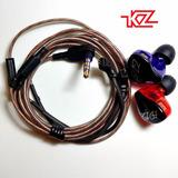Audifono Kz Acoustic Tienda Oficial Ed12 Bocina Dinamica 8mm