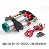 Starter / Partida Para Motor Aero Gasolina De 50 Cc A 250 Cc
