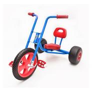 Triciclo Infantil A Pedal Caño Reforzado Mini Drift