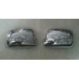 Accesorios Cromados Espejos Chevrolet Luv Dmax Con Luces Led