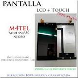 Pantalla Display Lcd+touch M4 Tel Ss4350!!