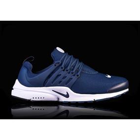 Zapatillas Nike Air Presto Essential Azul Blanco