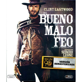 Bluray El Bueno El Malo Y El Feo ( The Good The Bad & The Ug
