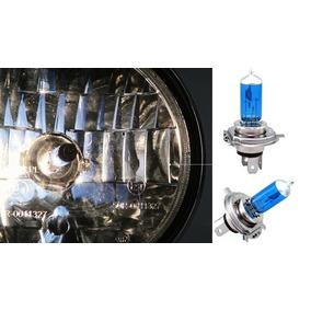 Lampada H4 - Xenon - Super Branca - Cg Fan - Cg Titan