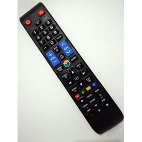 Controle Remoto Samsung Smart Tv Led 3d Futebol - Similar