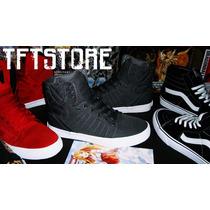 Supra Skytop Ii Cardinal / Yeezy Boost Vans Timberland Nike