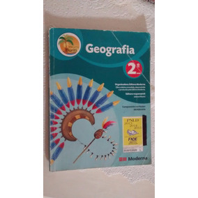 Livro De Geografia- 2º Ano - Projeto Buriti