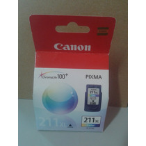 Cl-211xl Cart Canon 211xl Color Original Mp230 Mp240 Vencido
