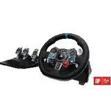 Volante De Carreras Logitech Driving Force G29 Para P