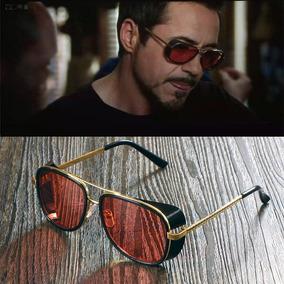 Oculos Matsuda Ray Tony Stark Homem De Ferro Iron Man 3