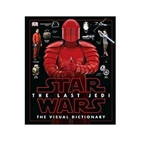 Star Wars The Last Jedi Diccionario Visual Nuevo