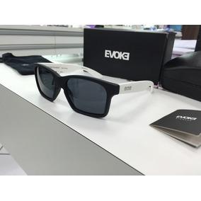 4218505dc987e Oculos Evoke Preto Com Aste - Óculos no Mercado Livre Brasil