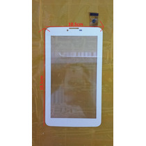 Touch Screen Tablet Celular 7 30 Pines Ydt1273-a1 Blanco