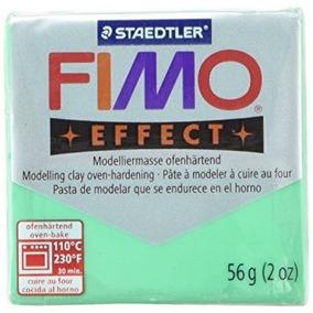 Fimo Soft Arcilla Polimérica 2ounces-8020504 Color Verde