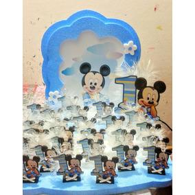 Mickey Bebe 1 Añito (25 +central+maqueta)